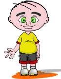 bald kid