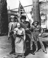 Beverly Hillbillies Show cast photo