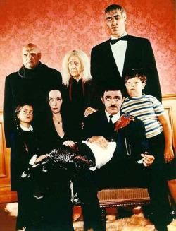 Addams Family Show cast photo