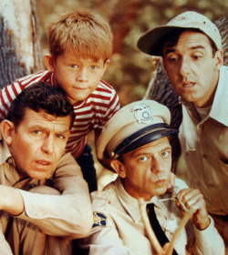 Andy Griffith show cast photo