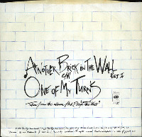 Pink Floyd record Another Brick in the Wall
