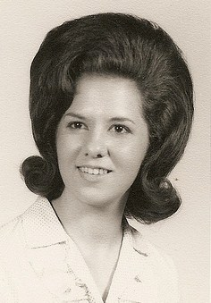 big hair from the 60s