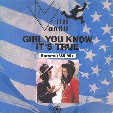 Milli Vanilli album