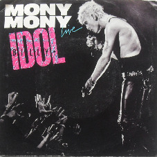Billy Idol Mony Mony