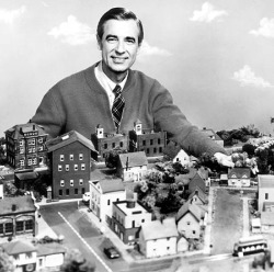 Mr Rogers neighborhood