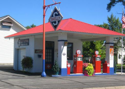 Skelly gas station photo