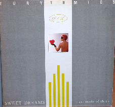Eurythmics Sweet Dreams Are Made of This