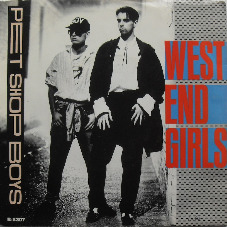 Pet Shop Boys West End Girls